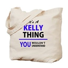 Cute Kelly Tote Bag