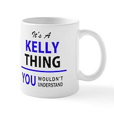 Cute Kelly Mug
