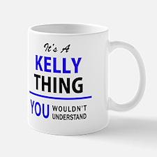 Unique Kelly Mug