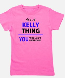 Cute Kelly Girl's Tee