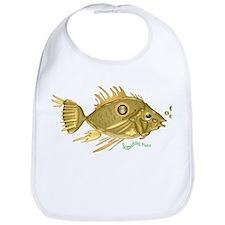 Gold Fish Bib