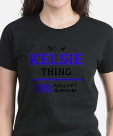 Unique Kelsie Tee