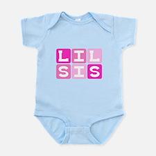 LIL SIS Infant Bodysuit