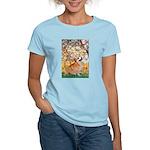 Spring / Corgi Women's Light T-Shirt
