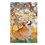 Spring / Corgi Postcards (Package of 8)