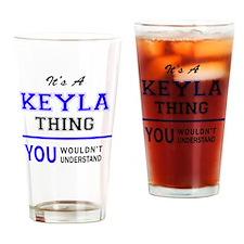 Cool Keyla Drinking Glass