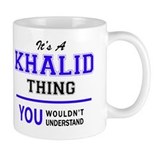 Cute Khalid Mug