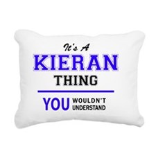 Cute Kieran Rectangular Canvas Pillow