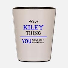 Cute Kiley Shot Glass