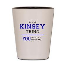 Cute Kinsey Shot Glass