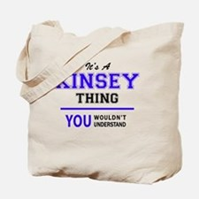 Cute Kinsey Tote Bag