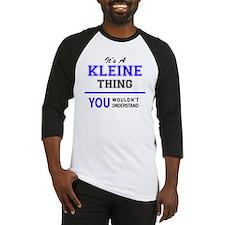 Unique Klein Baseball Jersey
