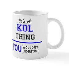 Cute Kol Mug