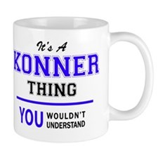 Cute Konner Mug