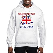 British New Years Hoodie