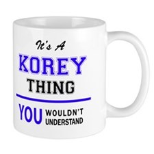 Cute Korey Mug