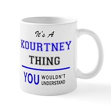 Funny Kourtney Mug