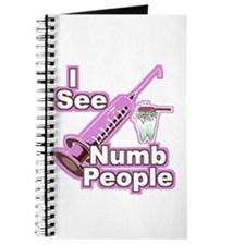 I See NUMB People! Hygienists Journal