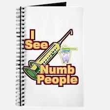 I See NUMB People! Dental Health Journal