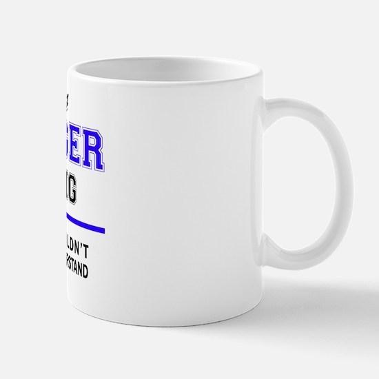 Cute Kruger Mug