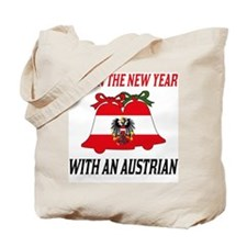 Austrian New Years Tote Bag