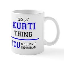 Cute Kurtis Mug