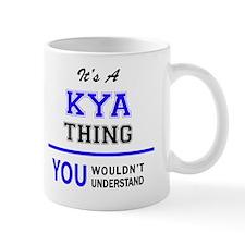 Cute Kya Mug