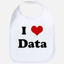 I Love Data Bib