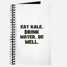 eat kale. drink water. be wel Journal