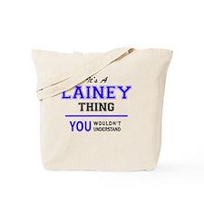 Unique Lainey Tote Bag