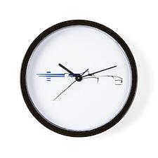 Formula 1 Finland Wall Clock