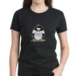 I Love Penguins penguin Women's Dark T-Shirt