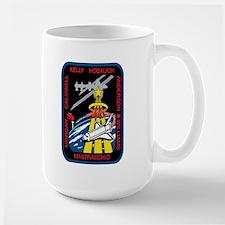 STS 118 Endeavour Original Crew Mug