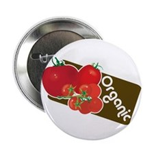 Organic (Tomatoes) Button