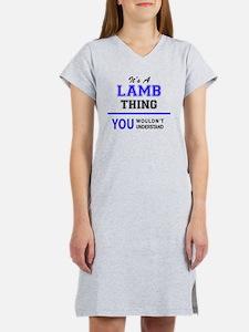 Unique Lambs Women's Nightshirt