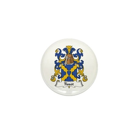 Tissot Mini Button (100 pack)