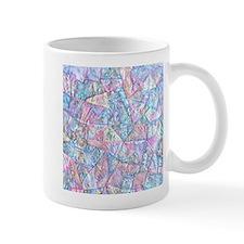 Crazy Quilt (Lt.) Mug