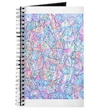 Crazy Quilt (Lt.) Journal
