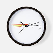 Formula 1 Spain Wall Clock