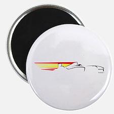 Formula 1 Spain Magnet