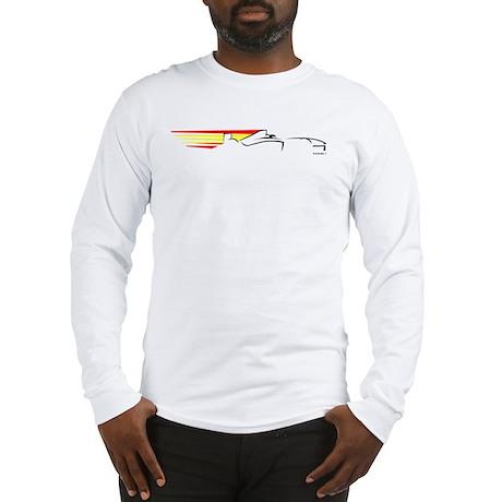 Formula 1 Spain Long Sleeve T-Shirt