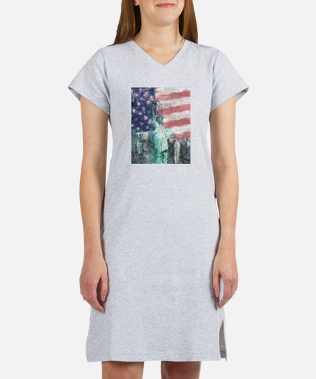 Blessed With Liberty Women's Nightshirt