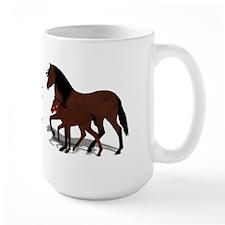 Peruvian Paso Breed Description Mug
