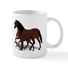 Peruvian Paso Breed Description Small Mug