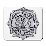 Arkansas State Police Mousepad