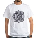 Arkansas State Police White T-Shirt