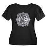 Arkansas State Police Women's Plus Size Scoop Neck