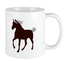 Rocky Mountain Horser Breed Description Small Mug