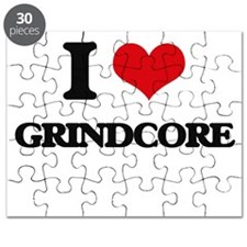 I Love GRINDCORE Puzzle