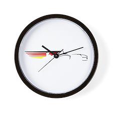 Formula 1 Germany Wall Clock